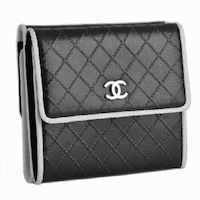 CHANEL CC Wallet
